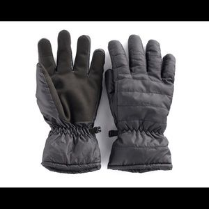 Other - Men's Thermolite Quilted Touchscreen Gloves